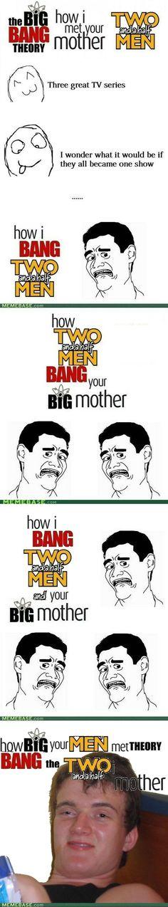 Ohhhh my gosh!! LOL