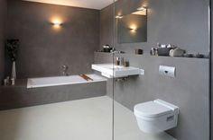 gietvloer badkamer - Google zoeken
