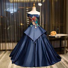 Little Girl Dresses, Blue Dresses, Girls Dresses, Prom Dresses, Formal Dresses, Fairytale Dress, Disney Princess Dresses, Tulle Prom Dress, Wedding Gowns