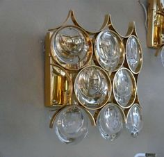 Sciolari Sconces | From a unique collection of antique and modern wall lights and sconces at http://www.1stdibs.com/furniture/lighting/sconces-wall-lights/
