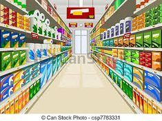 Illustration about Products in a supermarket, illustration. Illustration of store, shopping, products - 21864447 Scenery Background, Living Room Background, Animation Background, 2d Game Background, Cartoon Background, Video Background, Episode Interactive Backgrounds, Episode Backgrounds, Anime Backgrounds Wallpapers
