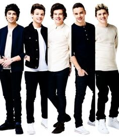 One Direction new cardboard cutout pictures