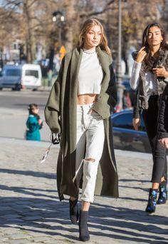 Gigi Hadid (November 28, 2016)