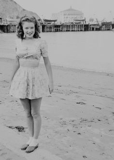 """""""I was full of strange feeling, as if I were two people. One of them was Norma Jeane from the orphanage who belonged to nobody. The other was somebody whose name I didn't know. But I knew where she belonged. She belonged to the ocean and the sky and the whole world."""" ~ Marilyn Monroe"""