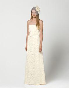 Abito sposa 2013, Max Mara 2013, modello Imput