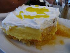 λεμονοπιτα Party Desserts, Summer Desserts, Lemon Recipes, Sweet Recipes, Candy Recipes, Dessert Recipes, Greek Sweets, Lime Cake, Cake Cookies