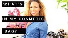 What's In My Everyday Makeup Bag? My Essentials My Essentials, Everyday Makeup, Skincare, Cosmetics, Daily Makeup, Skincare Routine, Makeup Routine, Skins Uk, Casual Makeup