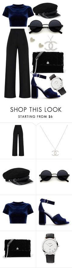 """""""BLUE."""" by faaliyah49 on Polyvore featuring Joie, Lanvin and Links of London"""