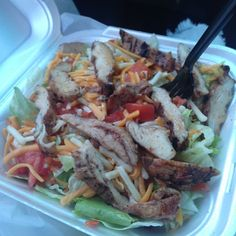 Cincinatti, OH Check Out Island Frydays as seen on Diners, Drive-ins and Dives on TVFoodMaps