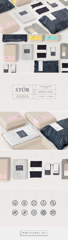 STÓR — The Dieline - Branding & Packaging - created via https://pinthemall.net
