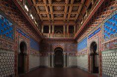 Beautiful Abandoned Buildings - Tour An Abandoned Castle In Tuscany  Castello di Sammezzano