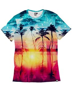 Coastal Dreams Men's Tee-front