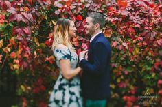 London in the Autumn Engagement Shoot | Alternative & Creative Wedding Photography UK & Destination | weheartpictures.com