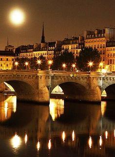 La Seine, Paris #France #Paris #pariscityvision #visiterparis #tour #visit…