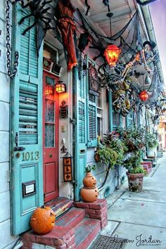 French quarter I need to go for halloween