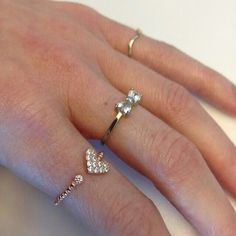 #simple #but #adorable #rings