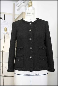 Couture et Tricot: The Couture French Jacket: Design possibilities – Jaqueta inspirada em Chanel: Feitios possíveis, tany sews and knits, sewing tips, sewing tutorials, dicas de costura, passo-a-passo costura, tutoriel couture, paso a paso coser