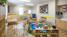 Evacuation Crib, Bruce Flooring, Classroom Rugs, Rtr Kids Rugs, Infant  Room, Daycare Design, Day Care Center Design, Childcare Design, Child Care  Design, ...