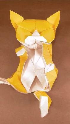 Cool Paper Crafts, Diy Crafts To Do, Paper Crafts Origami, Diy Crafts Hacks, Jar Crafts, Cute Crafts, Diy Paper, Diys, Instruções Origami