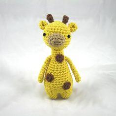 Hearty Giraffe amigurumi pattern   Amigurumi patrones gratis, Patrones  amigurumi, Jirafa amigurumi   236x236