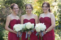Bridesmaids Natural Makeup : Makeup done by me You Make Me Blush, Photo by Visual Appeal Studios