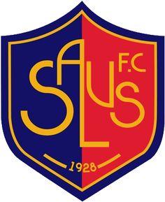 1928, Salus Football Club (Uruguay) #SalusFootballClub #Uruguay (L16187)