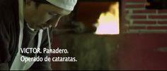 Víctor, puede seguir trabajando como panadero gracias a que fue operado de cataratas por Ojos del mundo  Conoce su historia en el vídeo/documental que MINIMAL FILMS realizó sobre Ojos de Bolivia