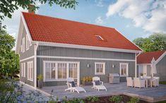 Hallstenstorp | Bygger på förtroende! Aspen, Villa, Outdoor Decor, Hair, Beauty, Home Decor, Sweden House, Cosmetology, Interior Design