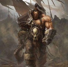 Conhecendo os atores de Warcraft: Grommash ~ Coja no Wow notícias e gameplay de jogos da Blizzard