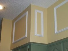 Kitchen Soffit Ideas on Grits And Glamour  Before And After   Unsightly Kitchen Soffits