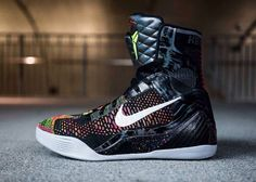 Nike Kobe 9 - Masterpiece
