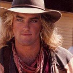 Robbin Crosby (1959 - 2002) Guitarist and founding member of the band Ratt