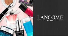 Rabais et échantillons Lancôme! Lancome Paris, Free Samples, Signs, Projects To Try, Shop Signs, Sign, Dishes