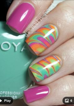 ZOYA nail polish beach collection set
