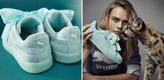 suede heart reset aruba blue nieuw sneaker cara delevingne