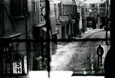 Daido Moriyama, Misawa (Man on the street) (1998)