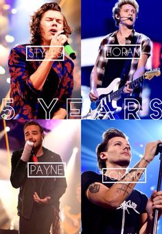 Thank u boys for 5 amazing years of One Direction.You boys mean the world to me. Just look at you lads.From loosing the X-Factor to being #1 in the world.You boys are perfect.For many reasons.You lads are funny,amazing,attractive,talented,down to earth,kind hearted and just simply perfect.I love u boys so much more than u could imagine.I hope this isn't the last of One Direction.I know u lads have gone through a lot this year,and so has our fandom,but we will always be by your side.I will…