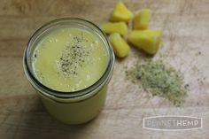 Pineapple Hempress Smoothie