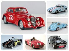 Slot Classic Cars