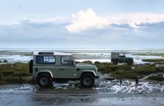 17 Photos That Will Make You Want A Land Rover Defender Heritage Edition - Airows