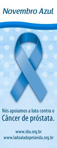 Novembro Azul Após o Outubro Rosa, o foco passa a ser o combate ao câncer de próstata #alcanceosucesso