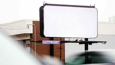 Creative agency spends $10,000 on blank ads