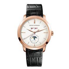 #GirardPerregaux 1966 Full Calendar  Rose Gold #Watch