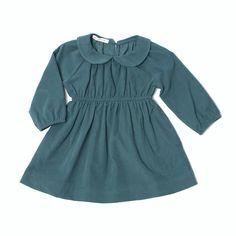 Soor Ploom Fern Dress, Spruce Corduroy