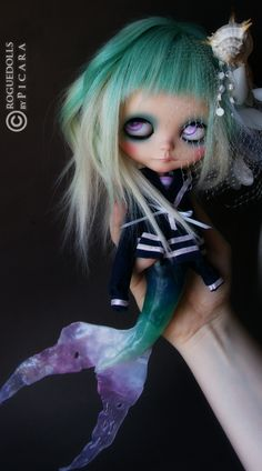Blythe custom by Picara Roguedolls