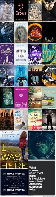 "2015 Must Read Books.  ""I don't believe in the kind of magic in my books. But I do believe something very magical can happen when you read a good book.""― J.K. Rowling"