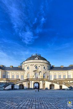 Emmy DE * Stuttgart Schloss Solitude. One of the several castles in Stuttgart.Germany.