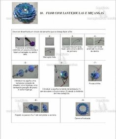 Trocas de Linhas: CAMISETAS BORDADAS!!! Tambour Beading, Tambour Embroidery, Couture Embroidery, Bead Embroidery Jewelry, Ribbon Embroidery, Bead Embroidery Tutorial, Hand Embroidery Patterns, Embroidery Stitches, Embroidery Designs