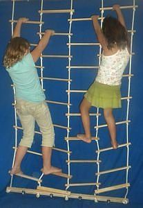 something like this in a foam pit. it would be awesome.