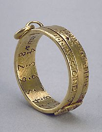 Ring Dial Unsigned 16th century; German A simple form of altitude dial used as a type of sundial in one latitude only.